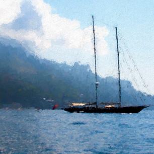 """""""Sailing"""" Mallorca, Spain"""