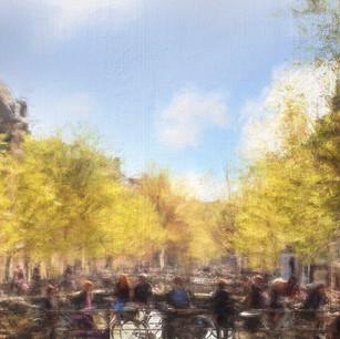 """Bridges of Amsterdam"" Holland"