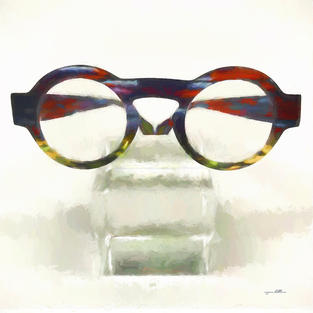 """""""Red Glasses"""""""