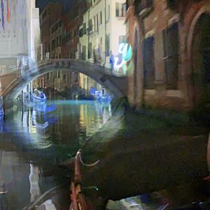 """Venetian Moonlight"" Venice, Italy"