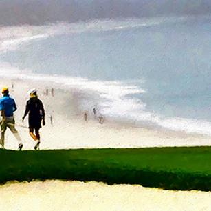 """Spy Glass Golf Course Pebble Beach California"