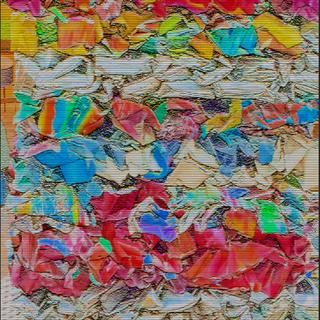 """Colorful Car Smash"" Berlin, Germany"