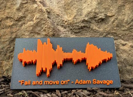 3D Print a Sound Wave