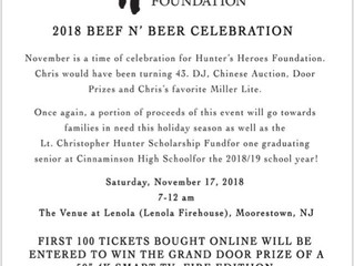 3rd Annual Beef N' Beer Around the Corner