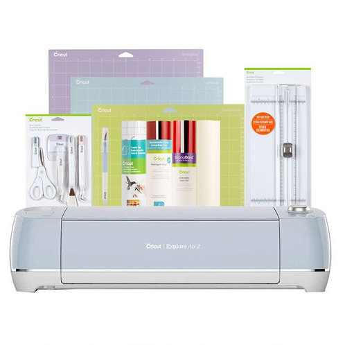 Cricut Explore 2 Bundle