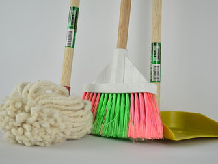Summer Cleaning Safety Tips