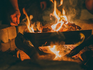 How to Safely Enjoy an Outdoor Fire This Fall Season