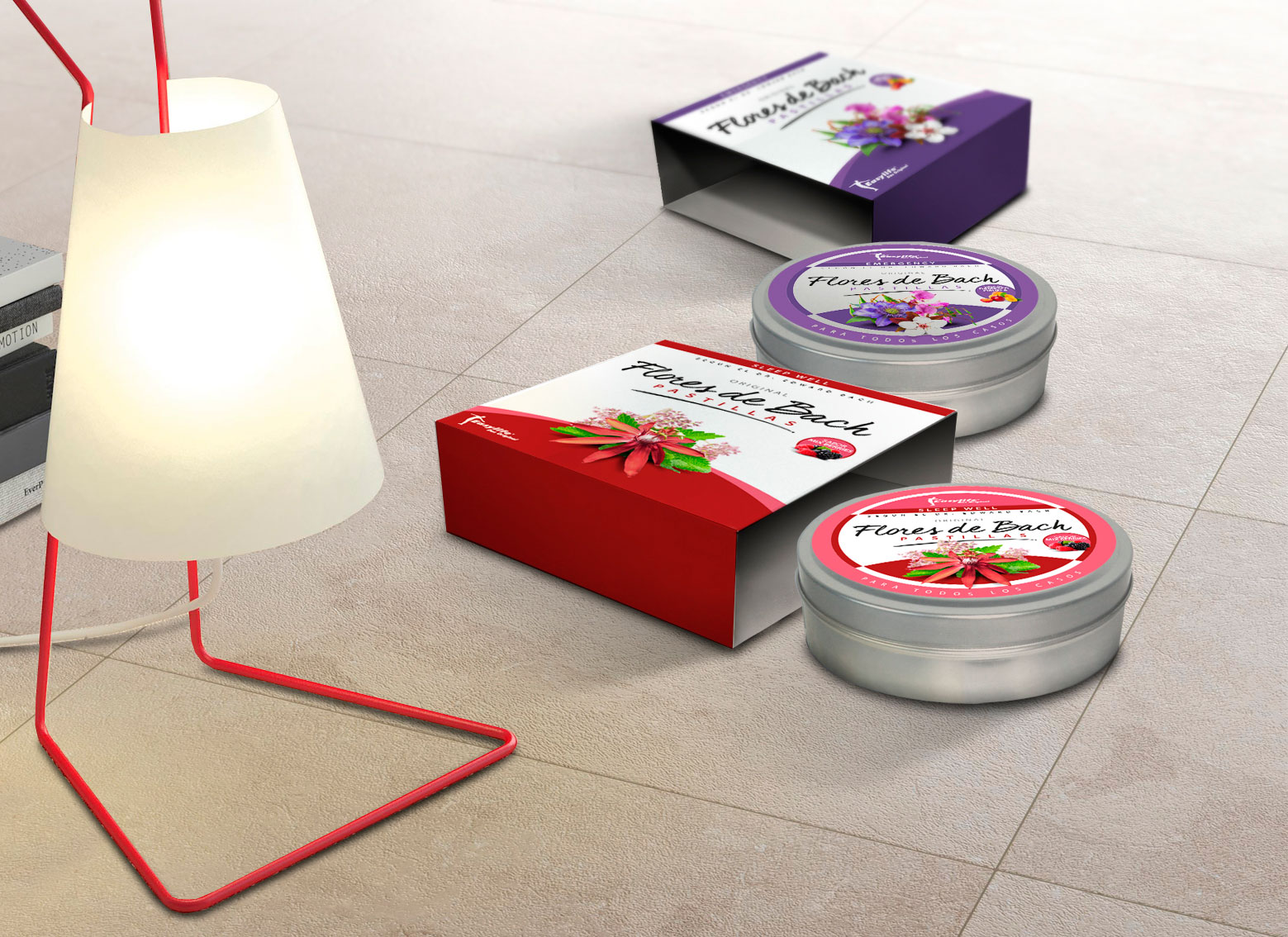 Diseño packaging productos Easylife