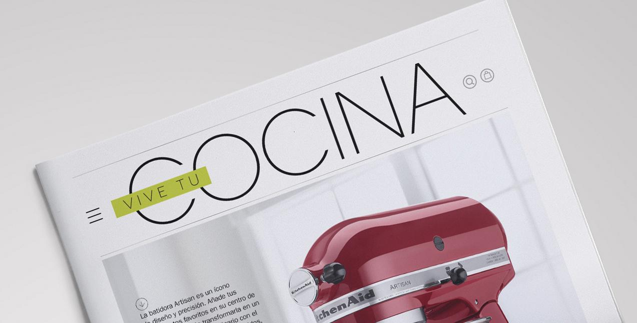 Logotipo Vive tu Cocina Falabella