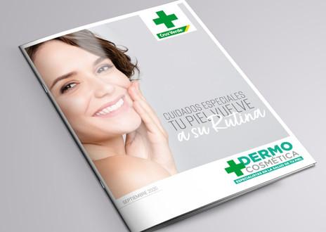 Portada catálogo Dermocosmética 2020