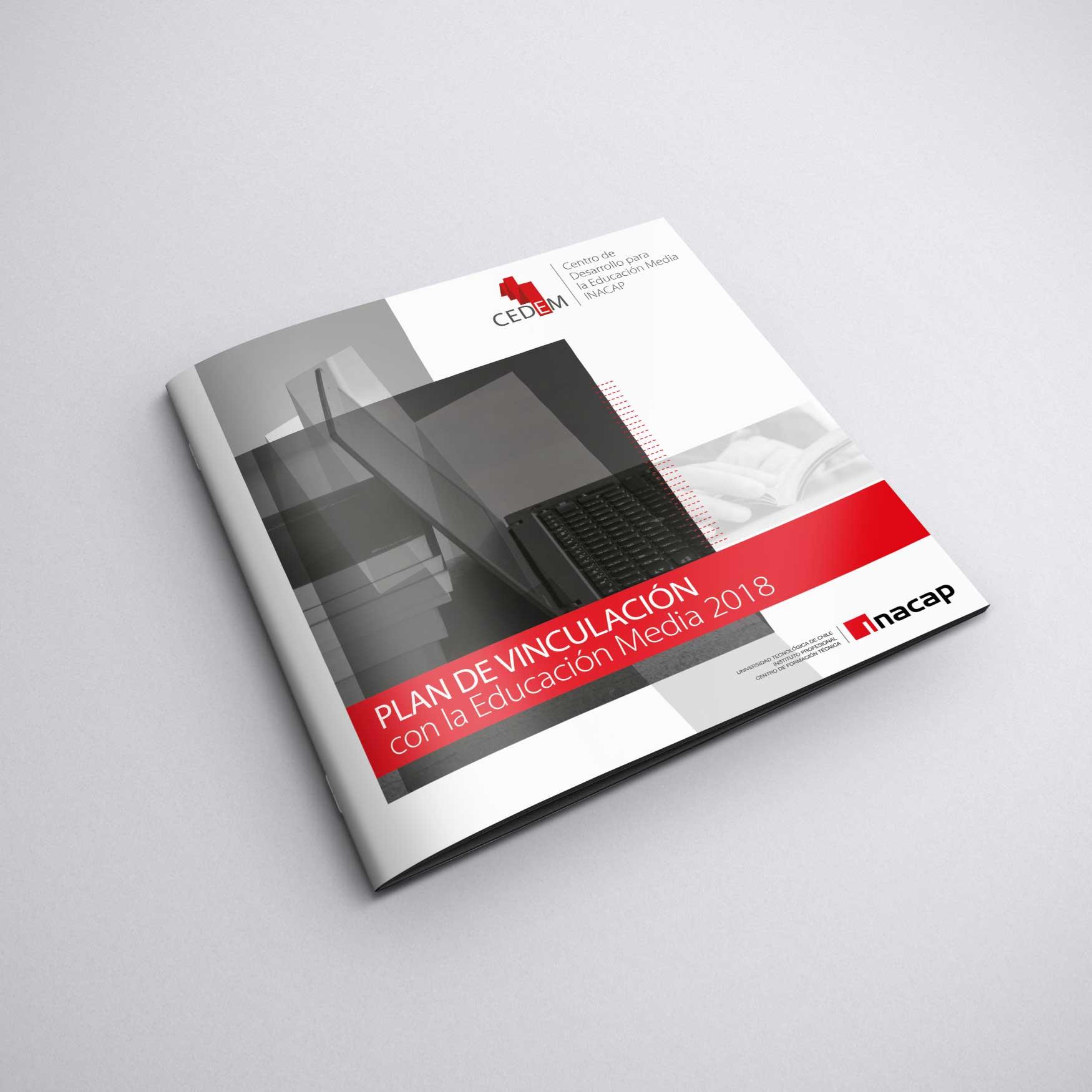 Brochure CEDEM INACAP