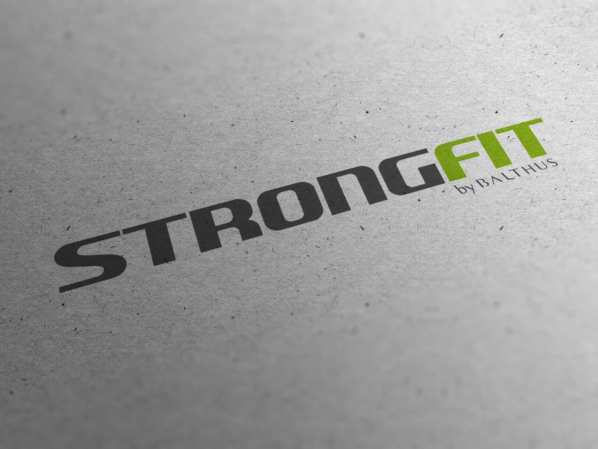 Logo Strongfit Balthus