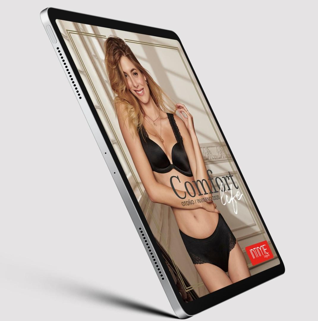 Catálogo Digital interactivo Comfort Life