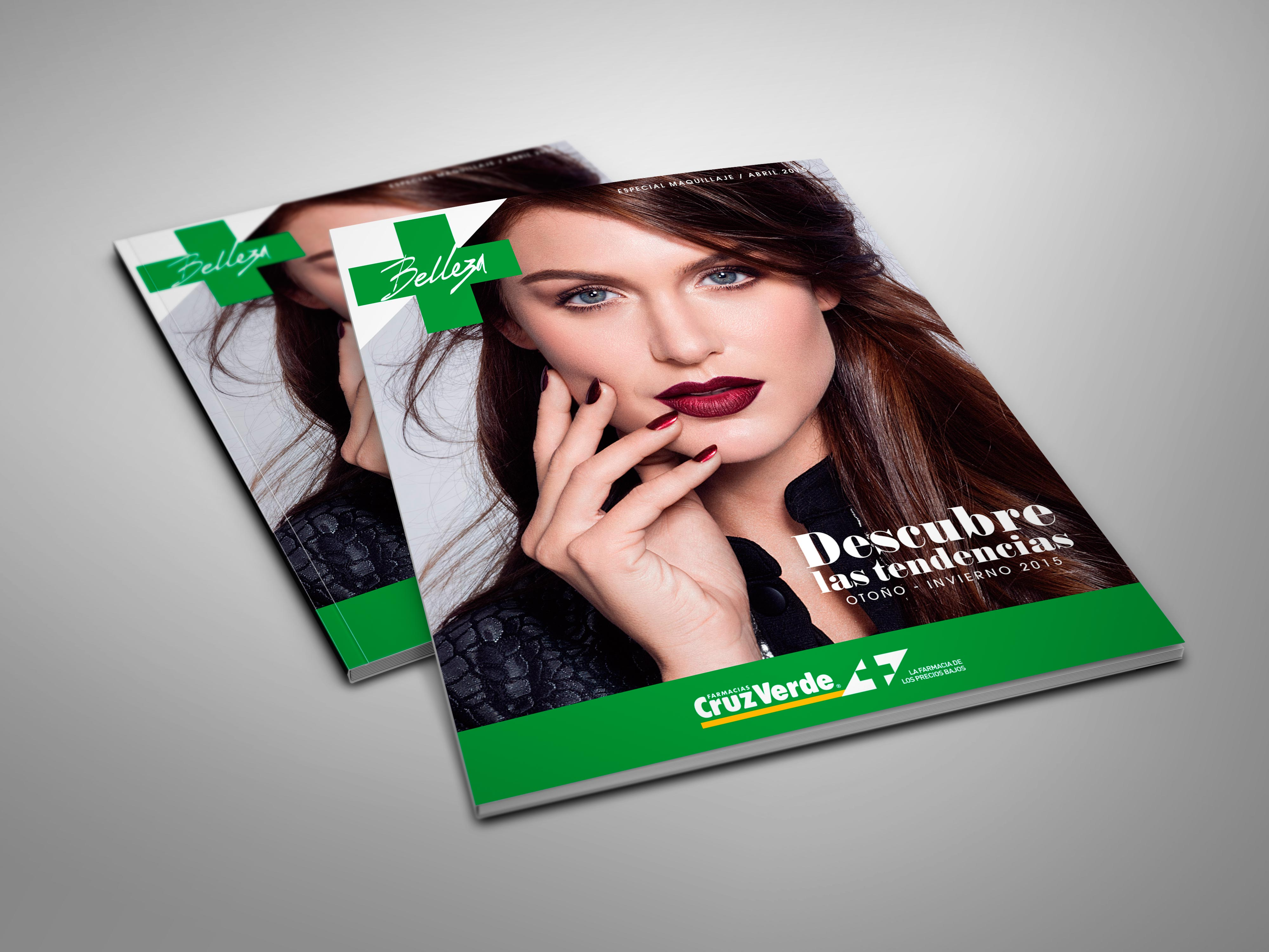 Catálogo Belleza Maquillaje 2015