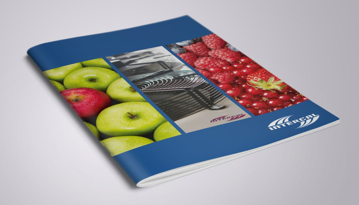 Brochure corporativo Intercal