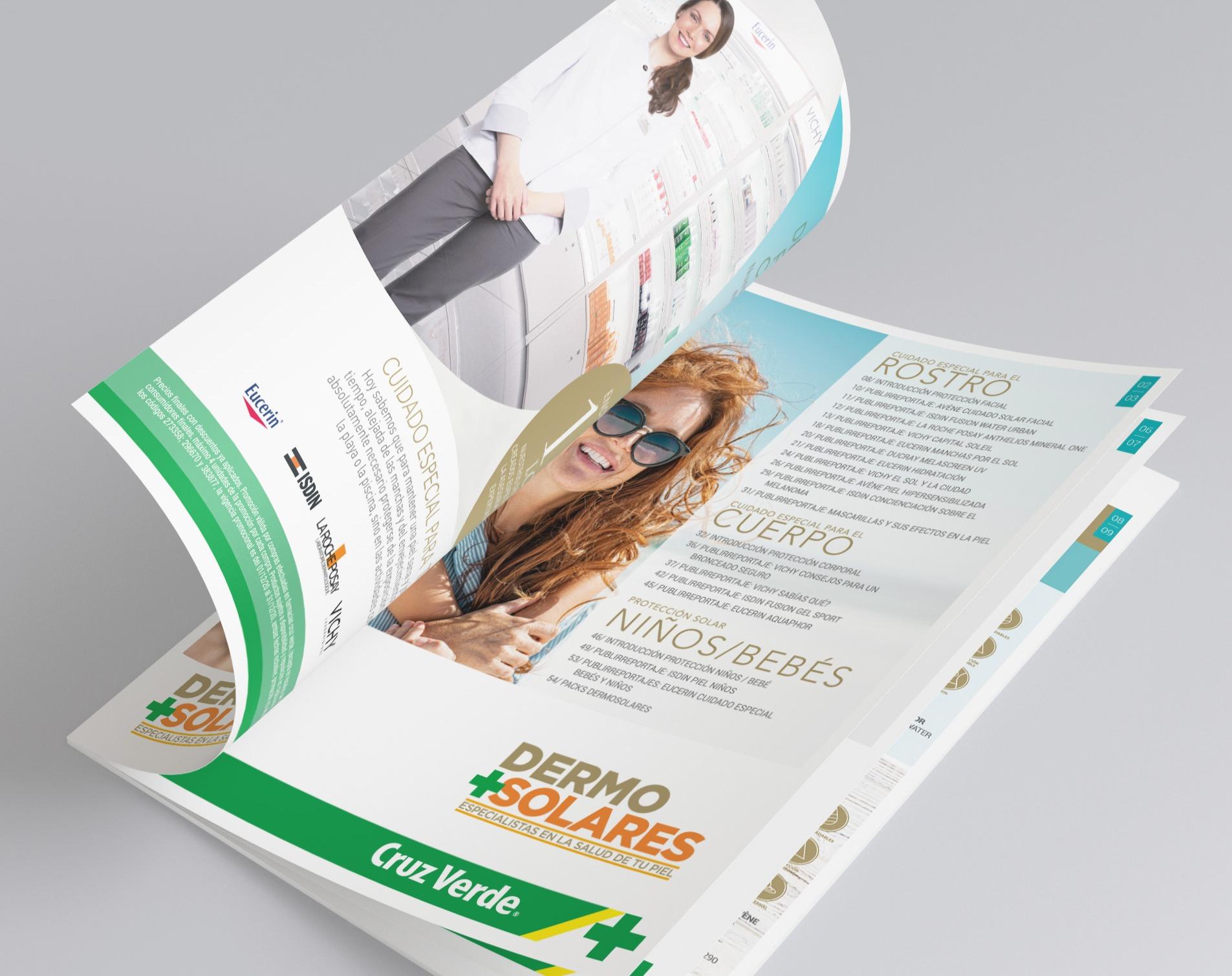 Catálogo Dermosolares Cruz Verde