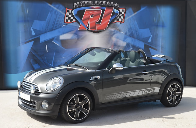 MINI COOPER ROADSTER  1.6 TURBO