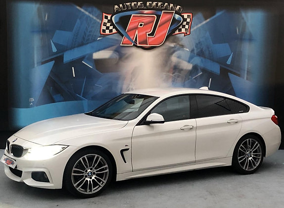 BMW gran coupe serie 4 packm