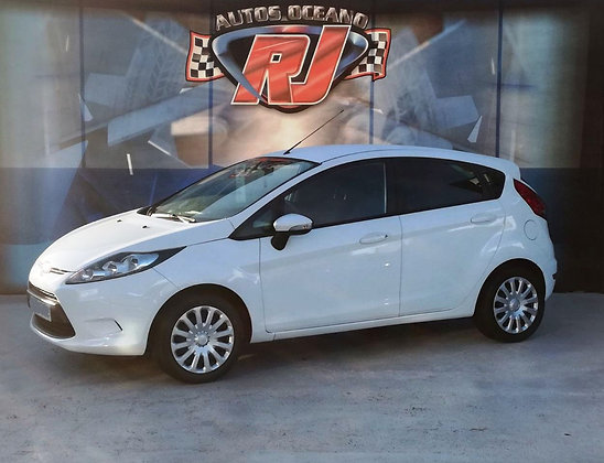 FORD FIESTA 1.4 TURBO DIESEL