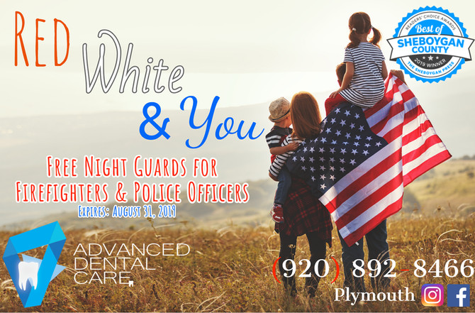 Red, White, & YOU!