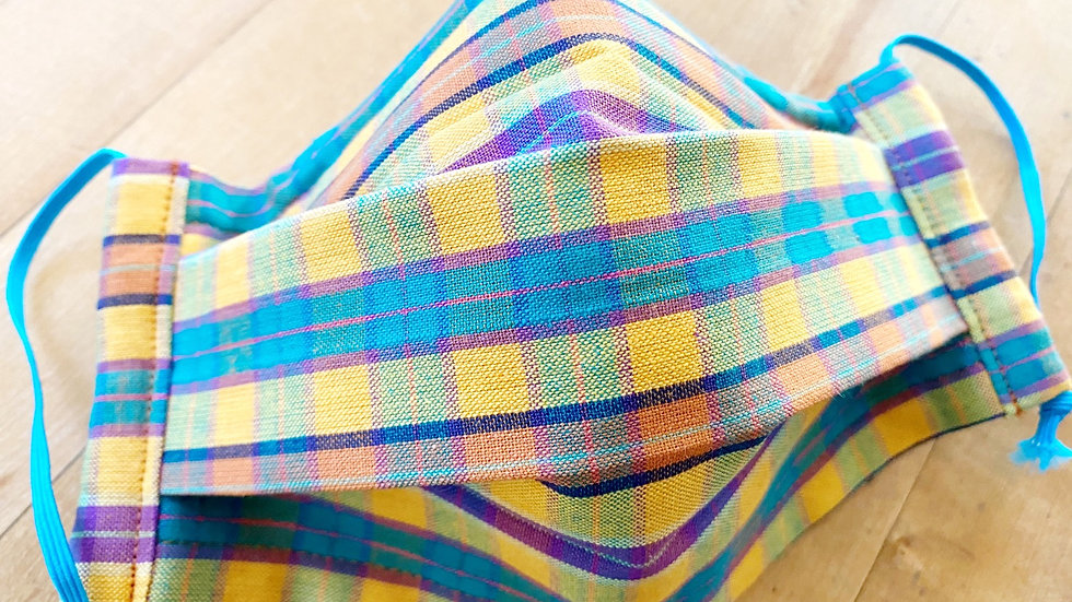 Cheery Plaid: Deluxe Woven