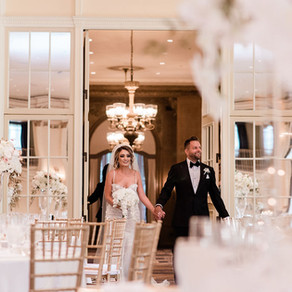 Wedding {Fairmont Olympic in Style}