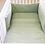 Thumbnail: Bedomranding wafelstof groen