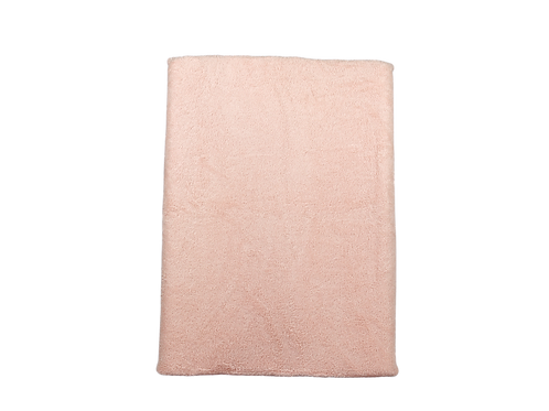 Hoes verzorgingskussen roze