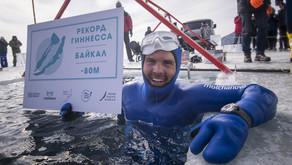 Новый рекорд на Байкале