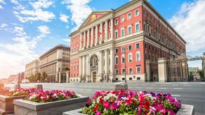 Москва раздает помещения