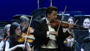 Скрипка Страдивари звучит в Сибири