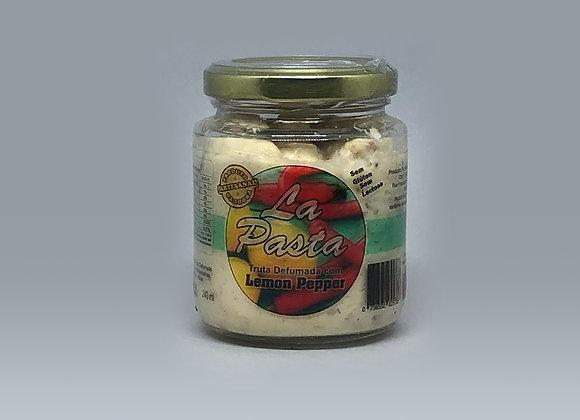 Patê de Truta Defumada - Lemon Pepper - 240gr