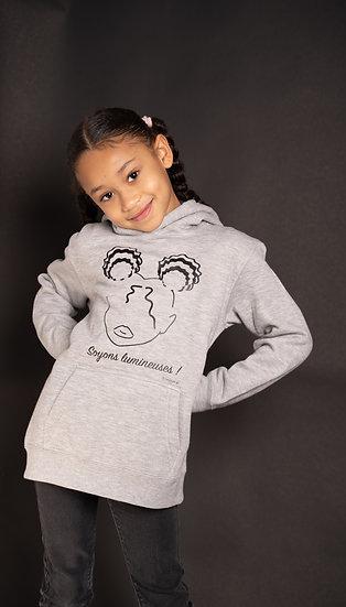 """Sweat enfant modèle """"pom pom"""""""