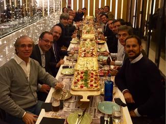PINAMA, reunión anual y cena de navidad