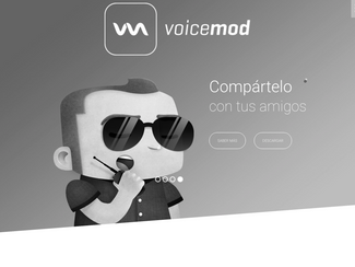 VOICEMOD, llamadas con modulación de voz on line y a tiempo real.