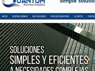 QUANTUM, modelo predictivos personalizado para pequeñas empresas