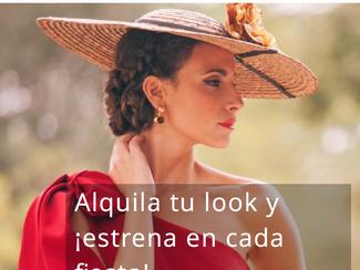 """LAMASMONA, una nueva forma de """"lucir"""" trajes de fiesta"""