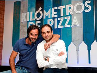 KILOMETROS DE PIZZA, la primera piedra de este Club de Inversión.