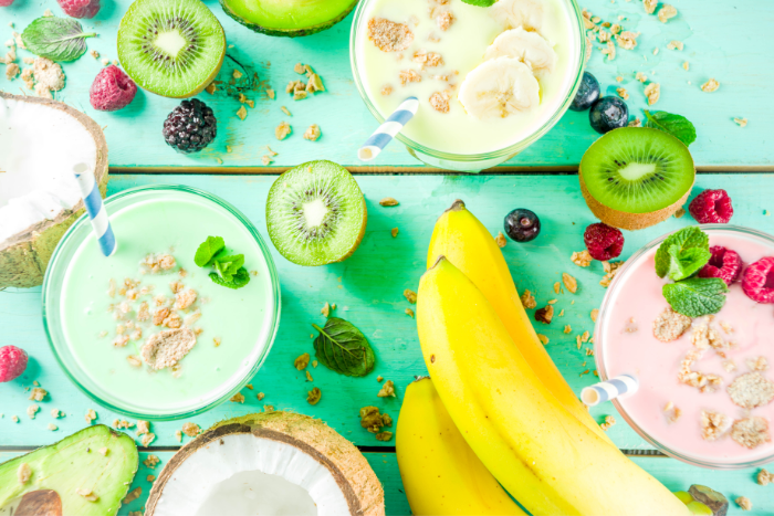 5 DELICIOUS AND HEALTHY BREAKFAST OPTIONS