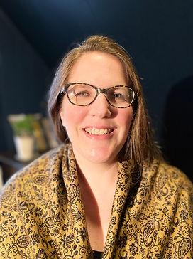 Liz Caritj, psychotherapist