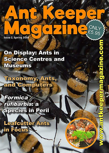 Antkeeper Magazine 2
