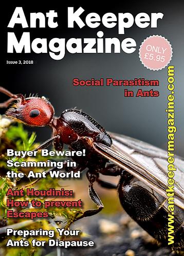 Antkeeper Magazine 3