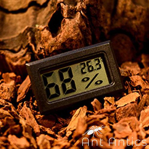 Humidity & Temperature Monitor