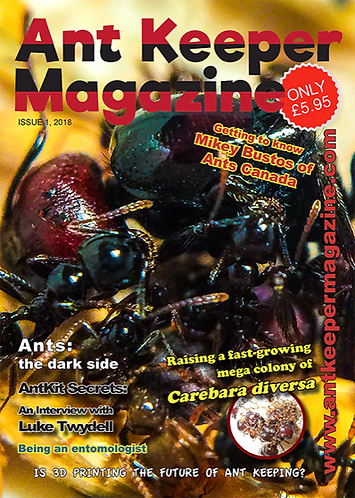 Antkeeper Magazine 1