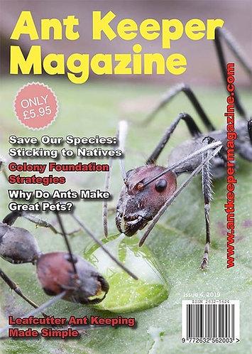 Antkeeper Magazine 4