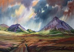 After the Rain, Glen Etive