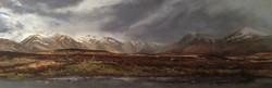After the Rain, Rannoch Moor