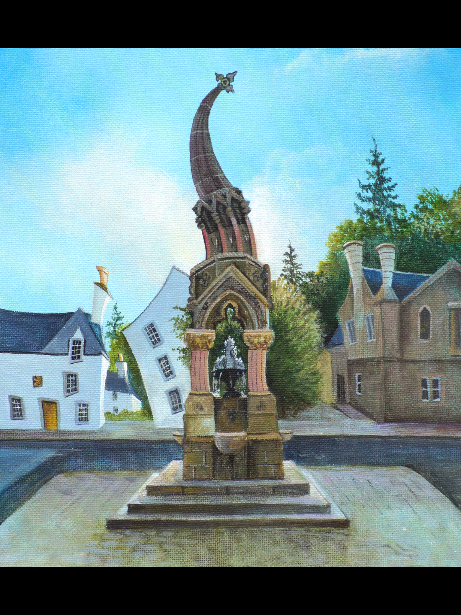 Atholl Fountain