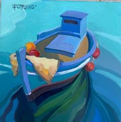 Boat, Greece