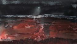 Moonlit Moorland